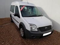 2010 FORD TOURNEO CONNECT 1.8 TDCI LWB 4d 90 BHP £7199.00