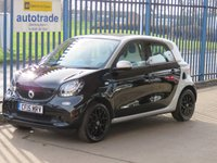 USED 2015 15 SMART FORFOUR 0.9 Proxy Night Sky (s/s) 5dr SatNav and Sunroof