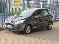 USED 2013 62 FORD B-MAX 1.6 Zetec Powershift 5dr Rare Auto & Low Mileage