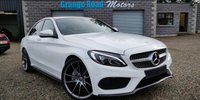 2016 MERCEDES-BENZ C CLASS 2.1 C250 D AMG LINE 4d AUTO 204 BHP NIGHT STYLE £21750.00