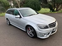 USED 2008 58 MERCEDES-BENZ C CLASS 6.2 C63 AMG 5d AUTO 451 BHP JUST SUPERB!!!PRACTICAL CAR WITH BLISTERING PERFORMANCE BACKED UP BY FSH