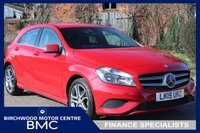 2015 MERCEDES-BENZ A CLASS 1.5 A180 CDI BLUEEFFICIENCY SPORT 5d 109 BHP £9995.00