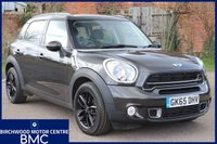 USED 2015 65 MINI COUNTRYMAN 2.0 COOPER SD 5d AUTO 141 BHP