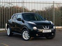 2014 NISSAN JUKE 1.6 TEKNA 5d AUTO 117 BHP £10445.00
