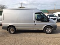 USED 2011 11 FORD TRANSIT 2.4 350 TREND MWB MED ROOF 115 BHP AIR CON