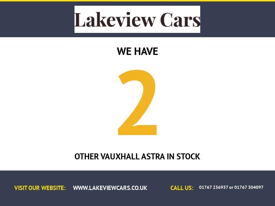 USED 2009 59 VAUXHALL ASTRA 1.8 CLUB 5d AUTO 138 BHP
