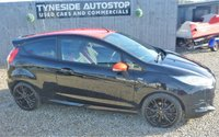 2017 FORD FIESTA 1.0 ST-LINE BLACK EDITION 3d 139 BHP £SOLD