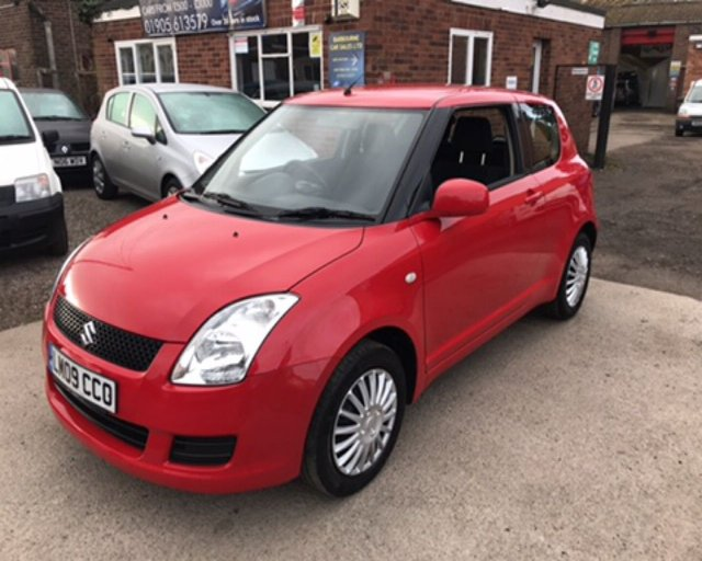 2009 09 SUZUKI SWIFT 1.3 GL 3d 91 BHP