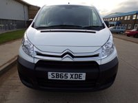 USED 2015 65 CITROEN DISPATCH 2.0 1200 L2H1 ENTERPRISE HDI 1d 126 BHP DIESEL SIDE LOADING DOOR AIR CON PART EXCHANGE AVAILABLE / ALL CARDS / FINANCE AVAILABLE