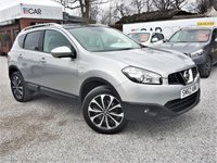 USED 2012 62 NISSAN QASHQAI 1.6 N-TEC PLUS 5d 117 BHP 2 PREVIOUS OWNERS+FULL SERVICE