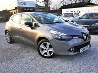 2016 RENAULT CLIO 0.9 PLAY TCE 5d 89 BHP £6195.00