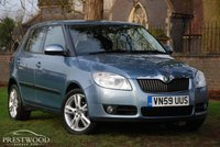 USED 2009 59 SKODA FABIA 3  1.4 TDI [80 BHP] 5 DOOR HATCHBACK