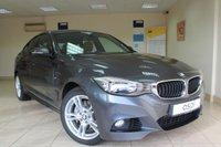 2016 BMW 3 SERIES 3.0 335D XDRIVE M SPORT GRAN TURISMO 5d AUTO 309 BHP £19995.00