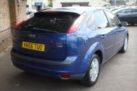 USED 2006 56 FORD FOCUS 2.0 GHIA D 5d 136 BHP