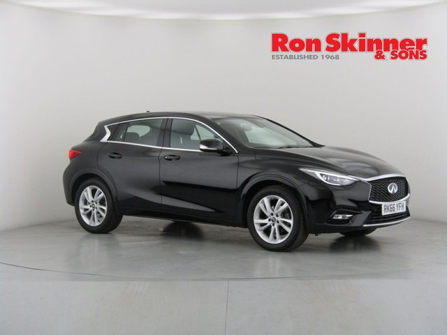 View our 2016 66 INFINITI Q30 1.5 BUSINESS EXECUTIVE D 5d 107 BHP