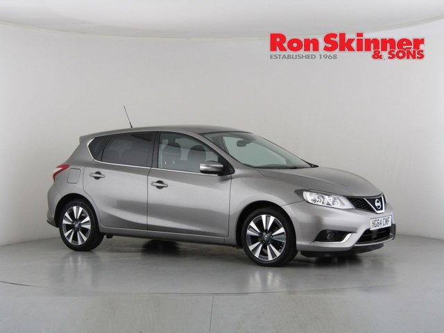 View our 2014 64 NISSAN PULSAR 1.5 N-TEC DCI 5d 110 BHP