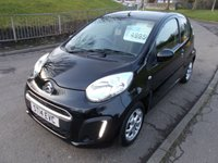 USED 2014 14 CITROEN C1 1.0 EDITION 3d 67 BHP ++VERY LOW MILEAGE+ZERO ROAD TAX++