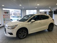 USED 2013 13 CITROEN DS4 1.6 DSTYLE 5d 118 BHP