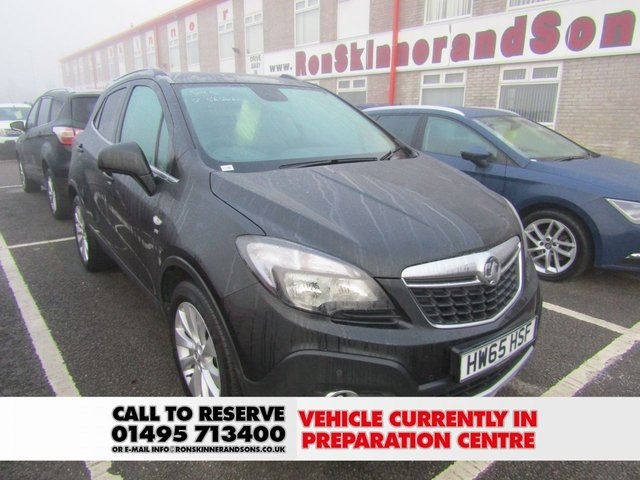 View our 2015 65 VAUXHALL MOKKA 1.6 SE S/S 5d 114 BHP