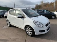 USED 2008 58 SUZUKI SPLASH 1.2 16V 5d 86 BHP FREE 12 MONTH AA ROADSIDE RECOVERY INCLUDED