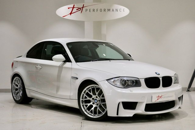 2011 11 BMW 1 SERIES 3.0 M 2d 380 BHP BMW WARRANTY/£10K LICHFIELD UPGRADES
