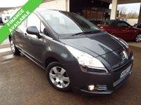 2010 PEUGEOT 5008 1.6 HDI SPORT 5d AUTO 110 BHP £4995.00