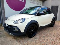 USED 2015 VAUXHALL ADAM 1.4 ROCKS AIR 3d 85 BHP
