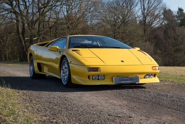 View our LAMBORGHINI DIABLO