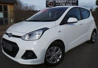 USED 2015 HYUNDAI I10 1.0 SE 5d 65 BHP 1 Local Lady Owner - Low Miles - £20 Tax - Full S/History