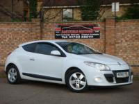 USED 2010 60 RENAULT MEGANE 1.5 DYNAMIQUE TOMTOM DCI 3d 106 BHP SAT-NAV+BLUETOOTH+CRUISE
