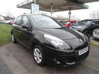 USED 2009 59 RENAULT SCENIC 1.6 EXPRESSION VVT 5d 109 BHP