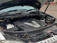 USED 2006 56 MERCEDES-BENZ M CLASS 3.0 ML320 CDI Sport 7G-Tronic 5dr Cruise/SatNav/HalfLeather/AUX