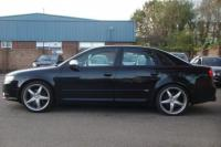 "USED 2007 07 AUDI A4 2.0 T S LINE SPECIAL EDITION 4d 217 BHP S4 LOOKS+19"" WHEELS+SAT-NAV"