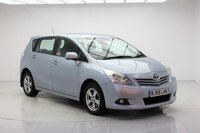 USED 2010 59 TOYOTA VERSO D-4D TR