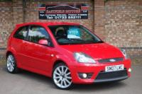 USED 2007 07 FORD FIESTA 2.0 ST 16V 3d 148 BHP 6 MONTH WARRANTY+ONLY 1 KEEPER