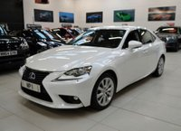 2014 LEXUS IS 2.5 300H EXECUTIVE EDITION 4d 179 BHP £15495.00