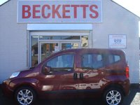 USED 2011 11 FIAT QUBO 1.2 MULTIJET MYLIFE 5d 95 BHP