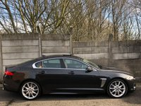 USED 2013 13 JAGUAR XF 5.0 V8 R 4d AUTO 510 BHP ADAPTIVE CRUISE CONTROL/SUNROOF