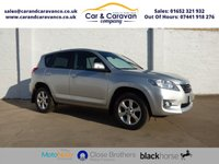 USED 2010 60 TOYOTA RAV4 2.2 XT-R D-4D 5d 150 BHP Full Dealer History Bluetooth Buy Now, Pay Later Finance!