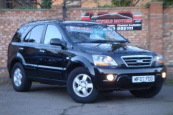 2007 KIA SORENTO 2.5 XS 5d AUTO 168 BHP £4990.00