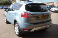 USED 2009 59 FORD KUGA 2.0 TDCi Titanium 5dr PAN-ROOF+LEATHER+F&R SENSORS