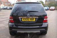 USED 2006 06 MERCEDES-BENZ M CLASS 3.0 ML320 CDI Sport 7G-Tronic 5dr