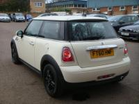 USED 2010 60 MINI HATCH ONE 1.6 ONE D 3d 90 BHP BLUTOOTH+CRUISE+CLIMATE+£0 TAX