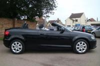 USED 2008 58 AUDI A3 CABRIOLET 1.8 TFSI Cabriolet 2dr A/CON+REAR SENSORS+VAG HISTORY