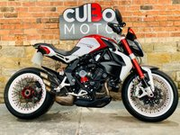 USED 2015 15 MV AGUSTA DRAGSTER RR Nice Extras