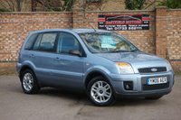 USED 2006 06 FORD FUSION 1.6 Zetec Climate 5dr
