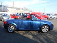 USED 2003 03 AUDI TT 1.8 ROADSTER 2d 148 BHP ELECTRIC FOLDING SOFT TOP