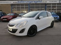 2011 VAUXHALL CORSA 1.2 LIMITED EDITION 3d 83 BHP £4699.00