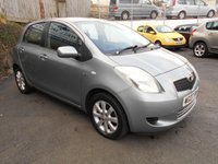 USED 2007 07 TOYOTA YARIS 1.4 L ZINC D-4D 5d 89 BHP ONLY 1 OWNER FROM NEW