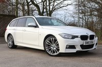 2015 BMW 3 SERIES 2.0 320D XDRIVE M SPORT TOURING 5d AUTO 181 BHP £14650.00